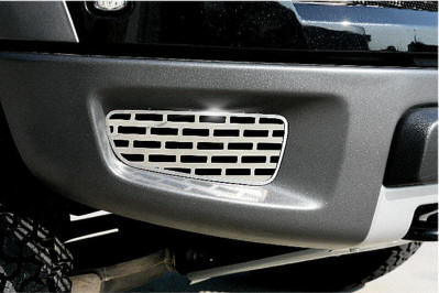Ford F 150 Raptor Stainless Steel Grilles Lower Front Brushed Ebay